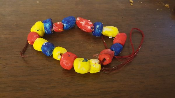 Make beads and create a friendship braclet