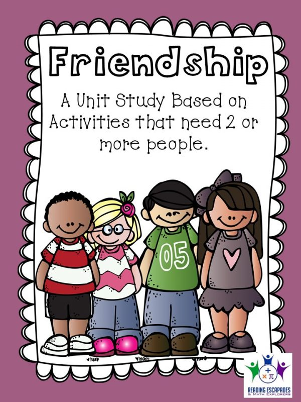 Friendship Lesson Cover