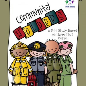 Community Helpers Cover
