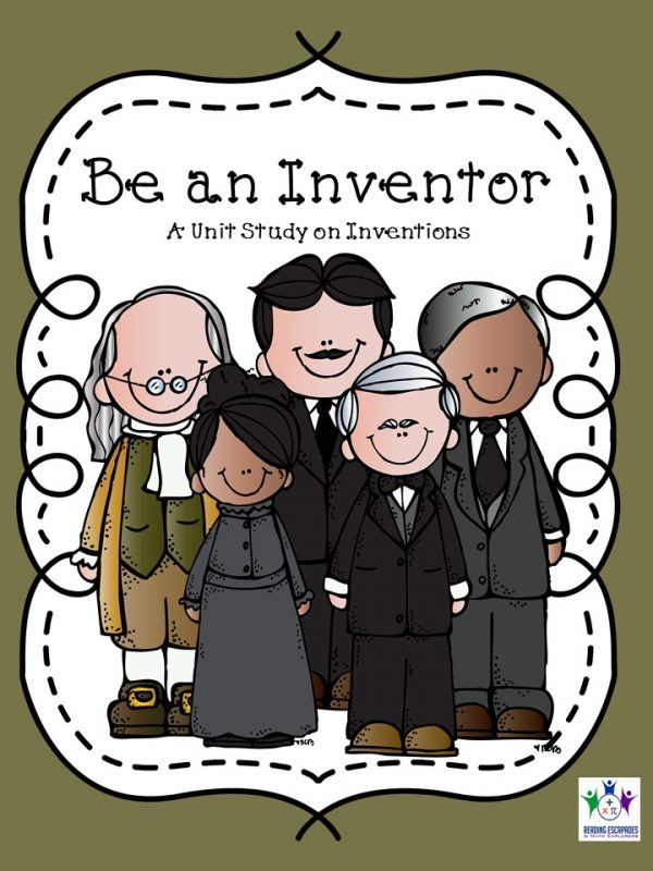Inventions Cover