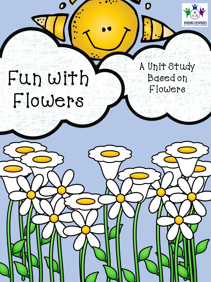 Fun with Flowers cover