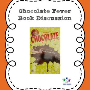 Chocolate Fever Book Discussion Cover