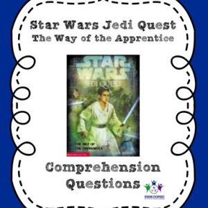 The way of the apprentice comprehension