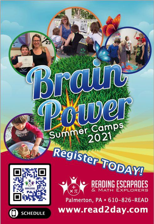 Summer BrainPower Camp